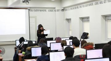 라사라패션전문학교, 겨울방학 특강 프로그램 개강