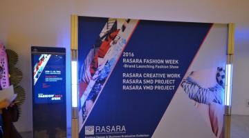 2016 RASARA Creative Work, VMD&SMD프로젝트