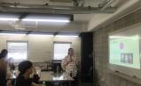 """라사라패션직업전문학교, 곽현주 디자이너 """"아이템에 대한 키워드를 정해라!""""특강 진행"""